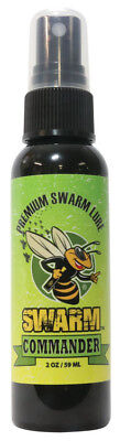 Swarm Commander Premium Swarm Lure / 2oz Spray Bottle
