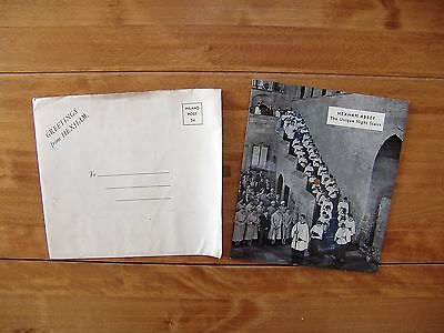 "7"" 78 PRIVATE / HARDY-SV2-78 ""Greetings From Hexham"" Postcard ft. Owen Brannigan"