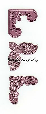 Wings Steampunk Series Steel Die Cutting Dies CHEERY LYNN DESIGNS B359 New
