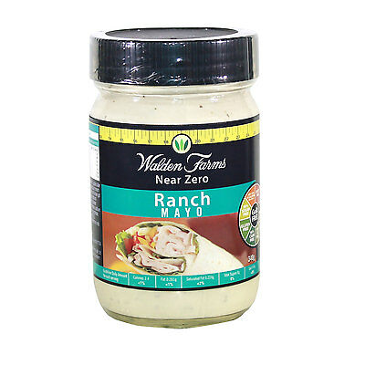 Walden Farms Calorie Low Ranch Mayo 340G