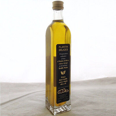 Black or White Truffle Oil by Plantin (France) 100ml