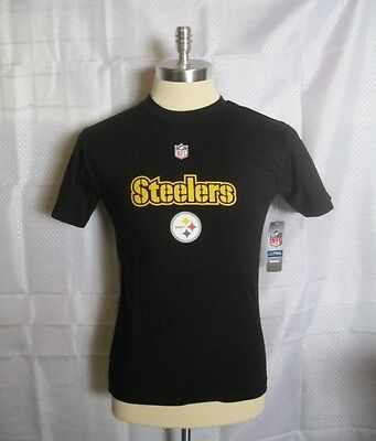 9b0fab24602 Reebok Pittsburgh Steelers NFL Classic Youth L Tee Shirt Brand New With Tags