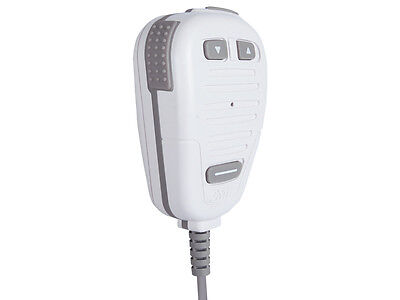 Gme Mc616W Marine White Speaker Microphone With Cable To Suit Gx400W Gx700W