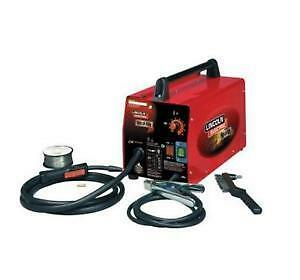 Lincoln Electric Weld Pack HD Wire Feed Flux Welder, Steel, Welding Contractor