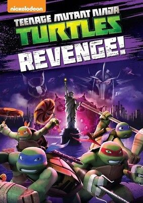 Teenage Mutant Ninja Turtles: Revenge [New DVD] 2 Pack, Ac-3/Dolby Digital, Do