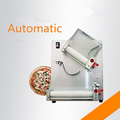 automatic and electric pizza dough roller/sheeter machine,pizza making machine