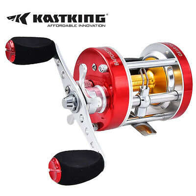 KastKing Rover Round Conventional Baitcast Reel Saltwater Fishing Reel