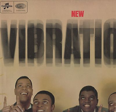 The Vibrations - 'New' 1966 UK Columbia Mono LP. Ex!