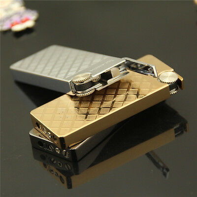 1PC Ultra-thin Electroplating Grinding Wheel Lighter Fashion Design Cool Gift