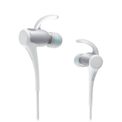 SONY MDR-AS800BT écouteurs sport blancs