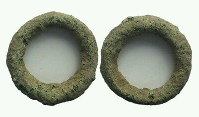 *Prados* Awesome Ancient Celtic Bronze Precoin - 24 mm / 5,4 gr