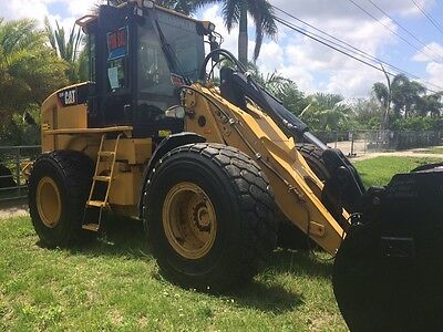 2011 Caterpillar 924H Wheel Loader- Loader- Excavator- Backhoe- Cat