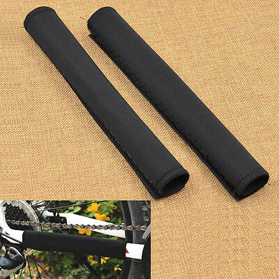 Outdoor MTB Bike Bicycle Cycling Frame Chain Stay Protector Cover Guard Pad New