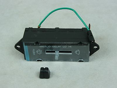 NEW 1984-1985 C4 Corvette Wiper Switch with Knob Replaces GM 14080668 D6371A