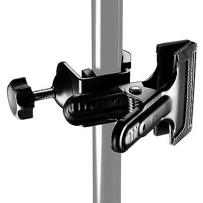 Neewer Studio Photo Multi-Functional Black Clamp Clip Holder with U-Clamp