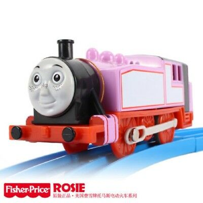 Nib Fisher Price Trackmaster Thomas Motorized Battery Train - Rosie Head