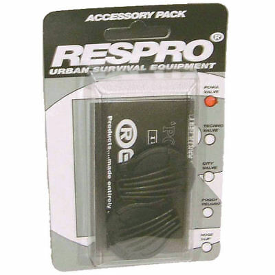 Respro Powa Sportsta Anti-Pollution Face Mask Replacement Spare Valves 2 Pack
