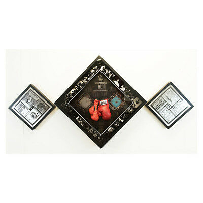 Signed Muhammad Ali Legacy Boxing Glove Display - Exclusive and Limited Edition