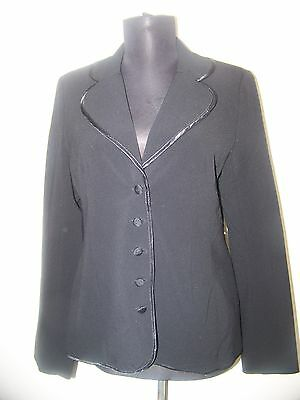 Motherhood Maternity Blazer--Small--Chic but professional and comfortable!