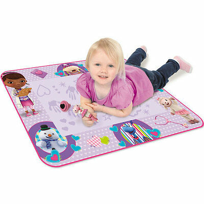 Aquadoodle Doc Mcstuffins Aquadoodle Tomy Toddler Water Draw Mat