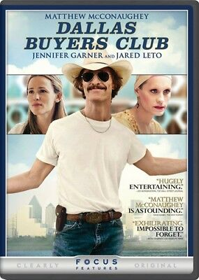 Dallas Buyers Club [New DVD] Snap Case