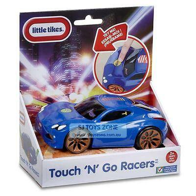 Little Tikes Touch and Go Toy Vehicle Racer Sports Car