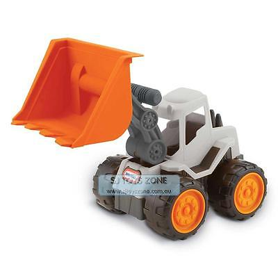 Little Tikes Toy  Dirt Diggers 2-in-1 Haulers Front Loader Bulldozer & Shovel in
