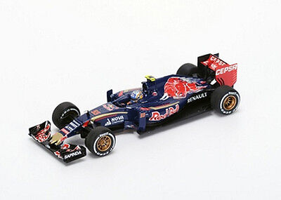 Toro Rosso STR10 No 55 (Carlo Sainz - 2015) Resin Model Car S4619