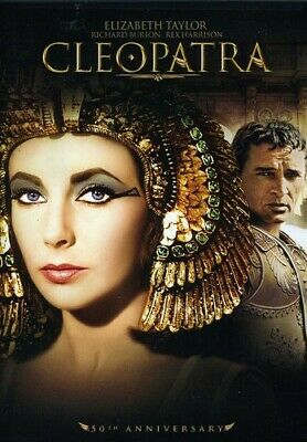 Cleopatra (50th Anniversary) [New DVD] Anniversary Edition, Dolby, Dubbed, Sub