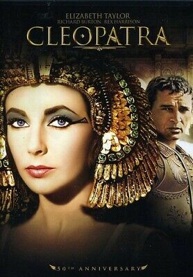 Cleopatra [New DVD] Anniversary Ed, Dolby, Dubbed, Subtitled, Widescreen, 2 Pa