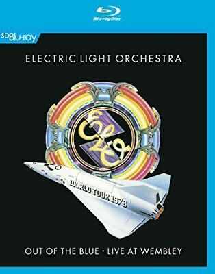 Electric Light Orche - Electric Light Orchestra: Out of the Blue--Live at Wemble