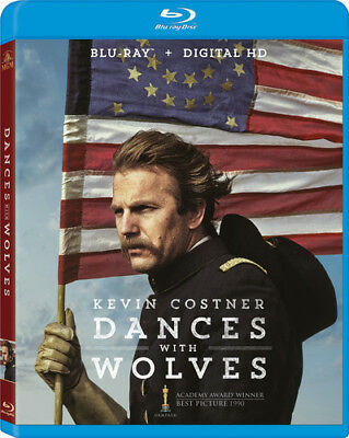 Dances With Wolves [New Blu-ray] Anniversary Edition