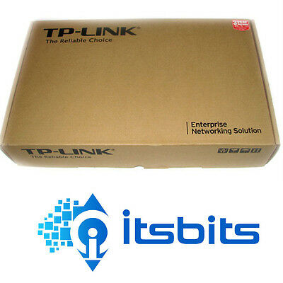 TP-LINK TL-SL2210WEB 8 PORT 10/100 + 2x GIGABIT UPLINK WEB SMART RACK SWITCH