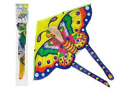 New Brookite Childrens Kite Mini / Micro Kite Butterfly Single Line
