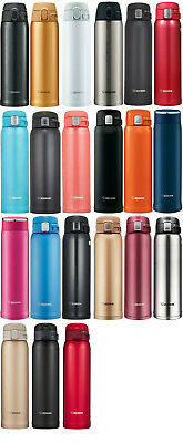 Zojirushi Stainless Steel 20oz (SA60 Black & SA60Clear Red) Thermos - USA Seller