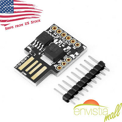 Digispark Kickstarter Attiny85 USB General Micro Development Board for Arduino
