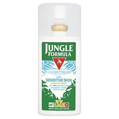 Jungle Formula Sensitive Pump Insect Repellent - 90 ml