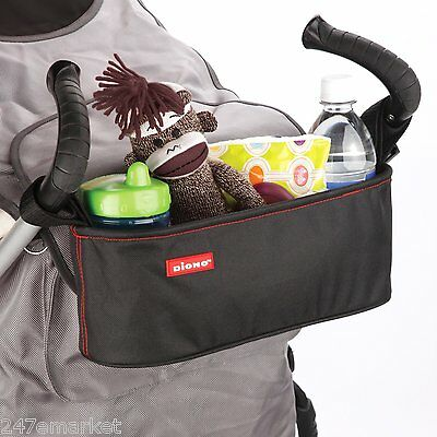 NEW! Diono Buggy Buddy Stroller Organizer Cup Holder Waterproof Baby FASTSHIP