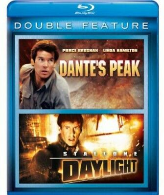 Dante's Peak / Daylight [New Blu-ray] 2 Pack, Snap Case