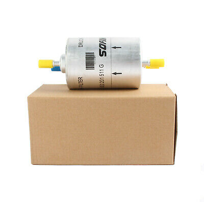 New Fuel Filter 4Bar Fit For AUDI A4 S4 B6 B7 Quattro SEAT EXEO 1.8T 8E0201511G