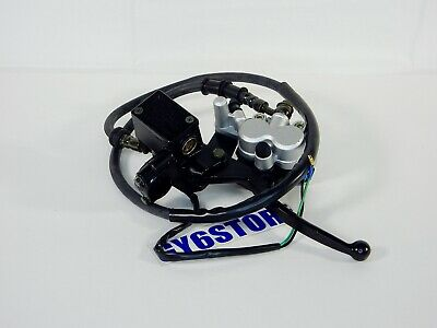 TAOTAO VIP 50cc FRONT BRAKE ASSEMBLY