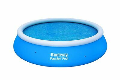 Bestway Solar Cover for 12ft Fast Set Swimming pool #58062