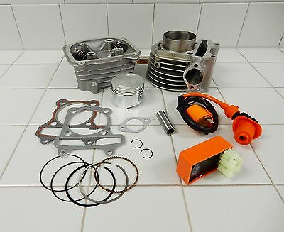 61mm BIG BORE KIT (172cc) ENGINE REBUILD KIT FOR SCOOTERS W/ 150cc GY6 MOTOR #5