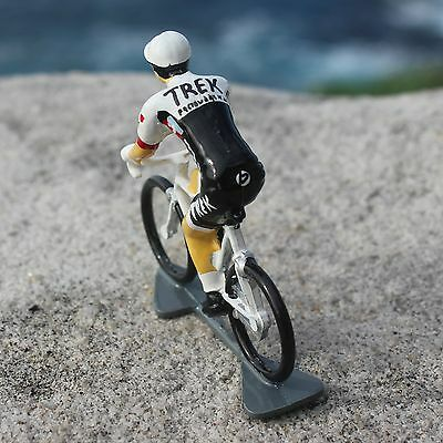 Trek UCI Pro Tour Cycling Figurine - Hand painted in France