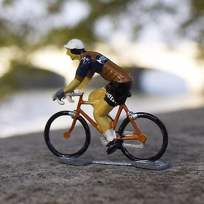 1963 Molteni Cycling Figurine - Hand painted in France