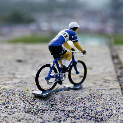 1966 Filotex Cycling Figurine - Hand painted in France