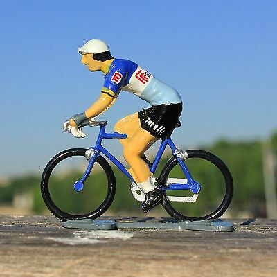 1970 Ferretti Cycling Figurine - Hand painted in France