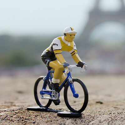 1982 Renault-Elf Cycling Figurine - Hand painted in France