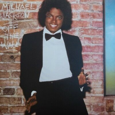 MICHAEL JACKSON Off The Wall LP NEW VINYL Legacy reissue Don't Stop Til You Get