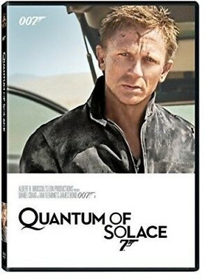 Quantum of Solace [New DVD] Widescreen